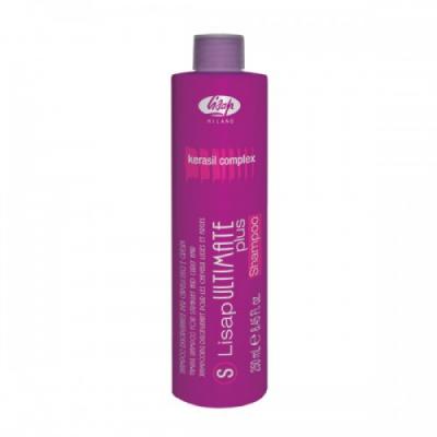 выпрямление волос lisap ultimate ultimate plus shampoo 250 мл.