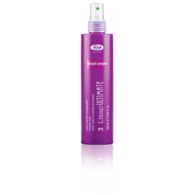 выпрямление волос lisap ultimate ultimate straight fluid 250 мл.