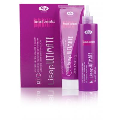 выпрямление волос lisap ultimate ultimate 2 для окрашенных и чувствительных волос